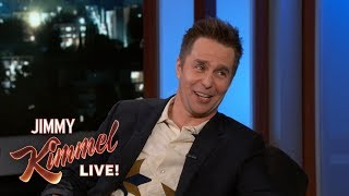 Sam Rockwell Kicked Wedding Crashers Out of Dad