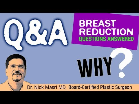 What Causes Breast Reduction? (Question Answered) 🚩
