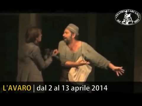 """""""L'AVARO"""" - con Arturo Cirillo"""