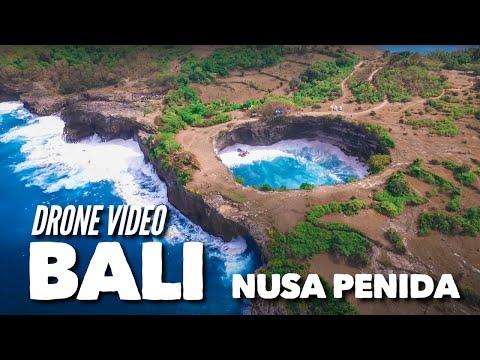 Wonderful Indonesia by Drone   Nusa Penida Bali