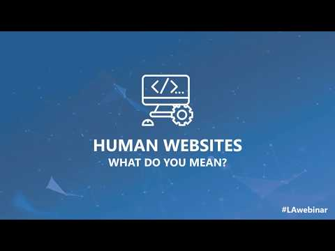 Human Websites: The Do's and the Do's