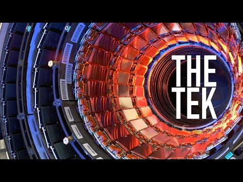The Tek 0132: China To Build Worlds Largest Particle Collider