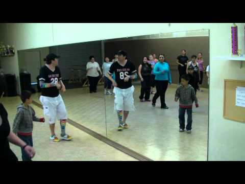 Carry Out - Justin Timberlake / Timbaland - Dance Fitness w/ Bradley - Crazy Sock TV
