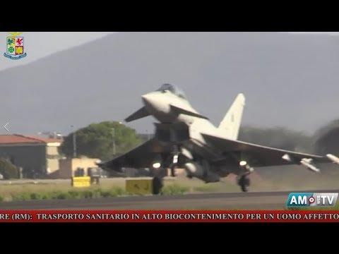 Video News Aeronautica Militare - Innovazione, ricerca e addestramento per la cyber defense