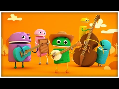 """The Mulberry Bush"" Classic Songs by StoryBots"