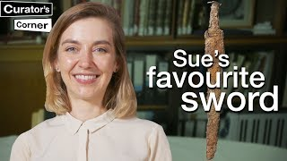 Sue's favourite Anglo-Saxon sword I Curator's Corner season 4 episode 4