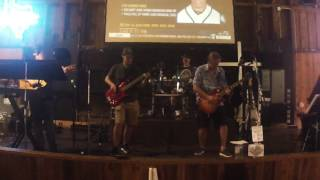 Sweet Child of Mine Cover - EA4 at the Burger Shack Telge