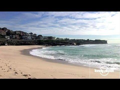 Bondi Beach In Sydney Australia Lonely Planet Travel Video Lonely Planet Travel Video Youtube