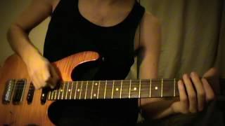 Slayer - Crionics (Guitar Cover)