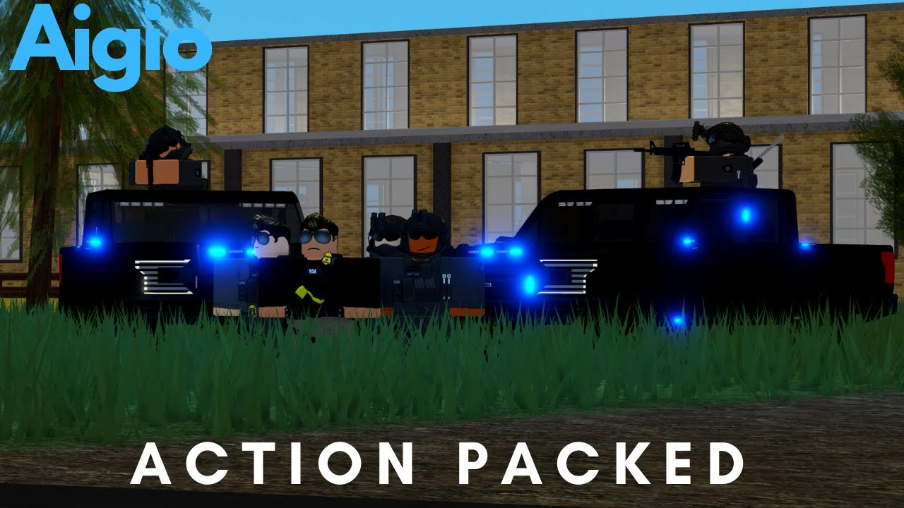 ROBLOX - Action Packed!!