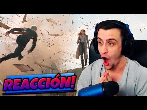 X-MEN DARK PHOENIX TRAILER 2 REACCIÓN ¡¡QUÉ PINTA TIENE ESTO!!