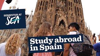 Spain Study Abroad 2018 - Semester at Sea