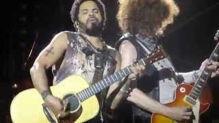 Lenny Kravitz - Sister (Houston 09.17.15) HD