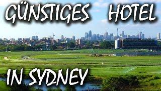 Günstiges Hotel in Sydney mit schnellem Internet - Racecourse Space Roomtour - Australien | #69