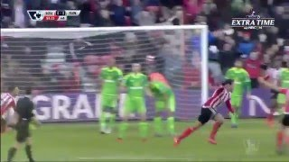Video Gol Pertandingan Southampton vs Sunderland