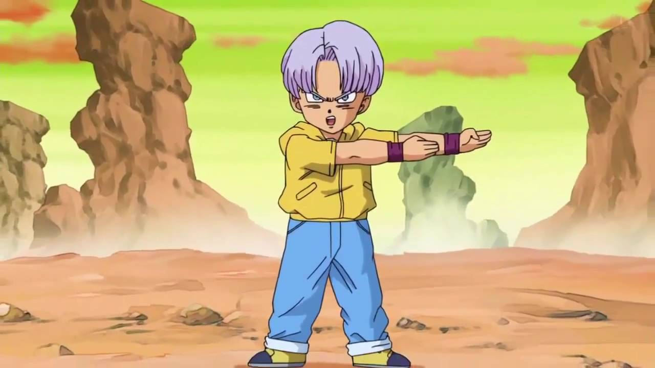 Dragon Ball Super Goten And Trunks Fusion = Gotenks 1080P ...