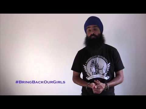 A Sikh Responds to Boko Haram Kidnapping in Nigeria