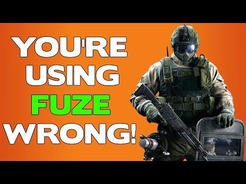 You're Using FUZE