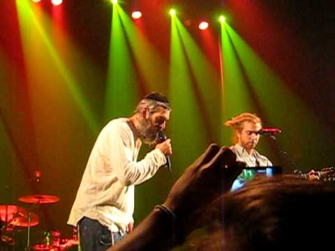 matisyahu and trevor hall encore soul rebel club soda montreal youtube. Black Bedroom Furniture Sets. Home Design Ideas