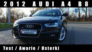 4k Audi A4 B8 20 Tfsi 211 Hp Quattro Sedan S Tronic 0 100 0