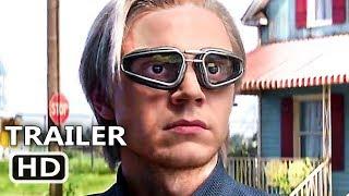 X-MEN DARK PHOENIX Trailer # 3 (NEW 2019) International, Superhero Movie HD