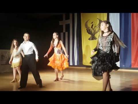 DANCE SPORT ENERGY: Κόρινθος (Коринф) - Greece