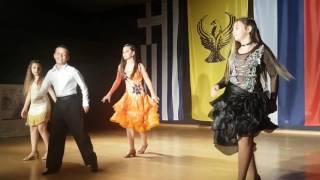 DANCE SPORT ENERGY: Κόρινθος (Коринф) - Greece(Ο Σύλλογος Χορού & Άθλησης της Κορίνθου στην εκδήλωση του συλλόγου Ποντίων Κορινθίας, αφιερωμένη στο Έτος..., 2016-12-31T18:39:50.000Z)