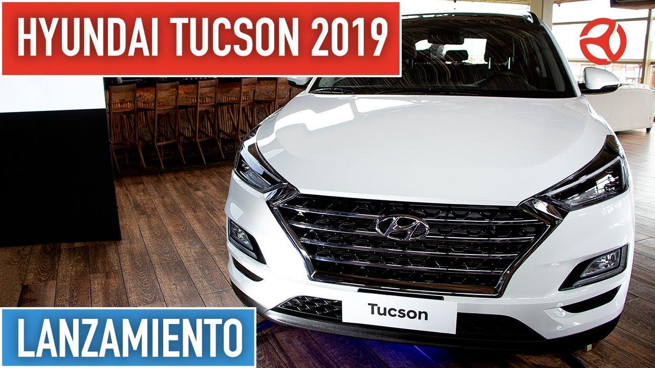 Hyundai Tucson 2019 Llega Con Mejoras En Diseno Y Equipamiento