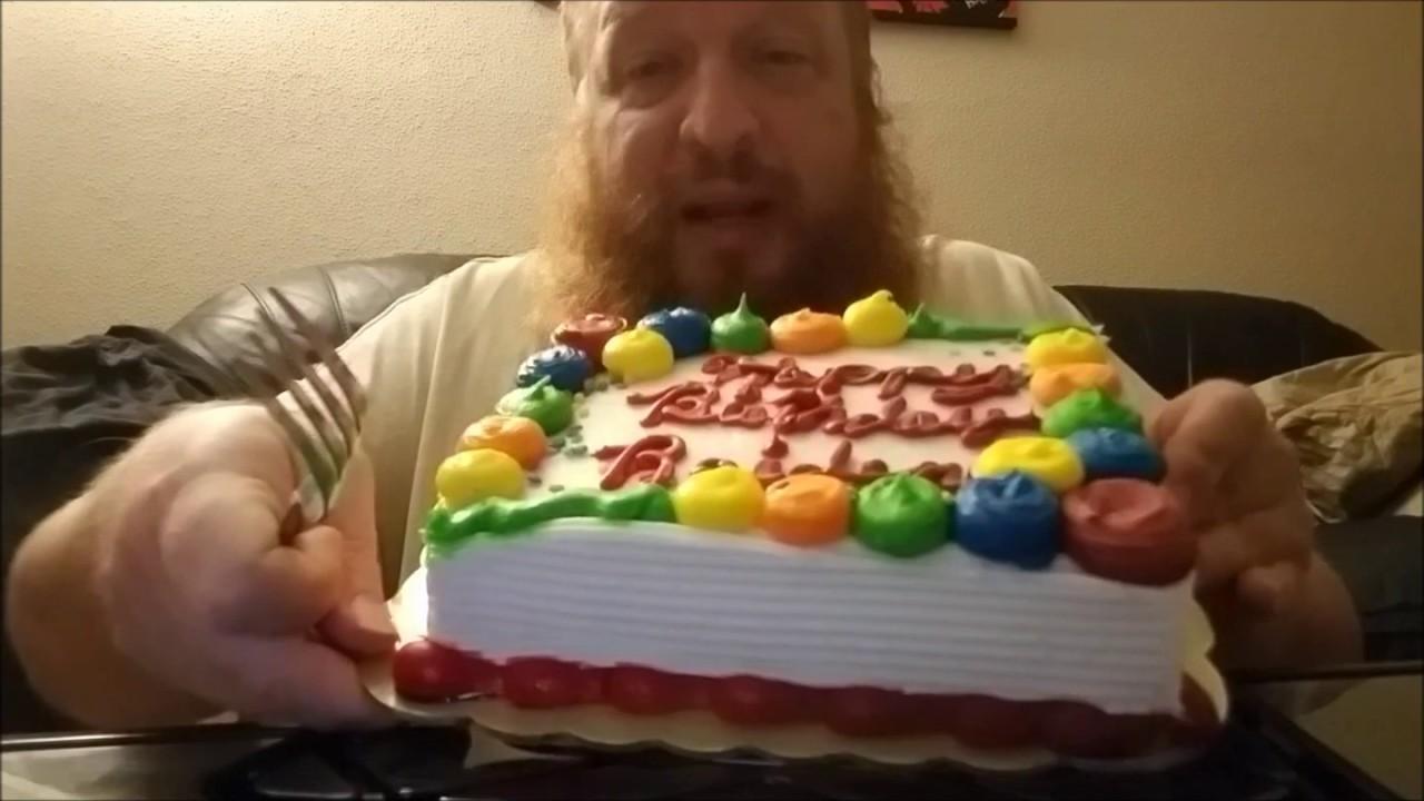 Big Reds Snack Attack Ep 130 Kroger Birthday Cake Happy