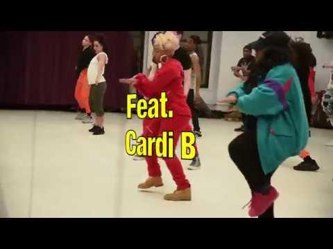 Bruno Mars-Finesse (REMIX) Feat. Cardi B Dance Choreography
