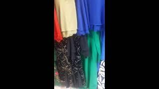 Видео Распродажа платьев Киргизия от 400 рублей