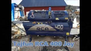 Tajfun RCA 400 Joy - Carlsson's Vederi