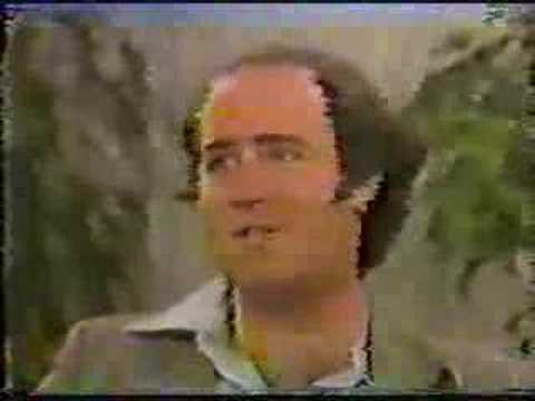 Interview with Andy Kaufman pt 1 of 2