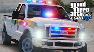 GTA 5 LSPDFR SP #161 - Keeping the Peace