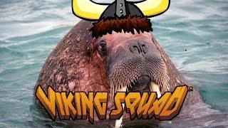 Потерянный морж // Viking Squad - #1