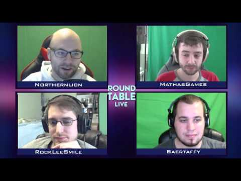 The Roundtable Podcast - 11/20/2015 - Episode 23