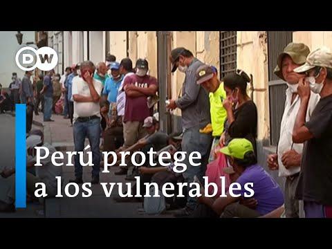 El Plan De Perú Contra La Pandemia