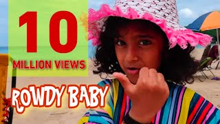Rowdy Baby Ananya kutty