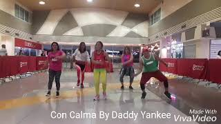 Con Calma By Daddy Yankee (Danze Zpectrum Fam)
