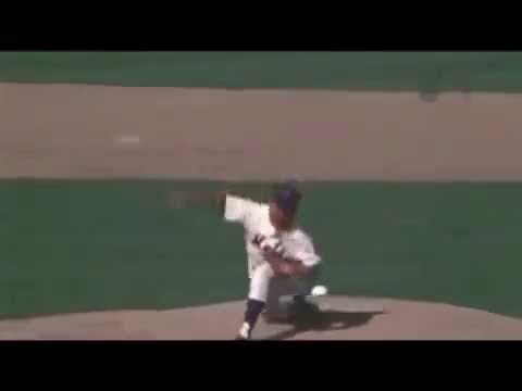Tom Seaver slow mo
