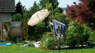 Garten oase anlegen wasser baumschnitt tipps rasenpflege youtube - Pfirsichbaum im garten ...