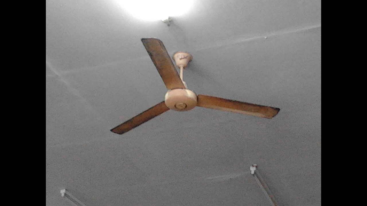 national industrial ceiling fan - youtube