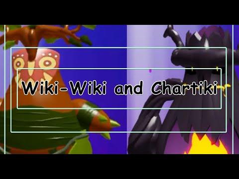 Wiki Wiki And Chartiki Loomian Legacy Roblox Youtube