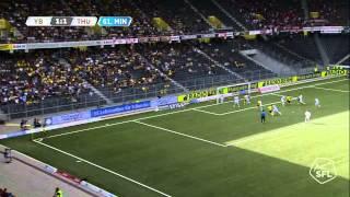 Young Boys Bern vs FC Thun 1-1  4. Runde