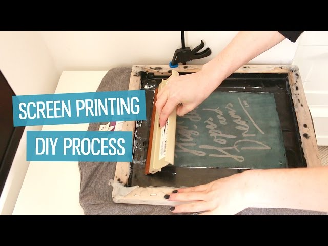 Easy Screen Printing – Jake + Maya [Kids] Journal