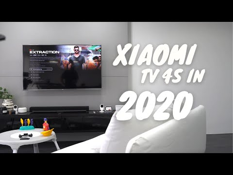 Xiaomi Mi TV 4S Global English Version