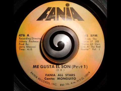 FANIA ALL STARS - ME GUSTA EL SON (Part 1) (Fania)