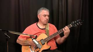 Let's Get It On - Fingerstyle Guitar - Jake Reichbart