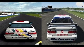 Evolution of Video CAR Game Graphics 1997 - 2016