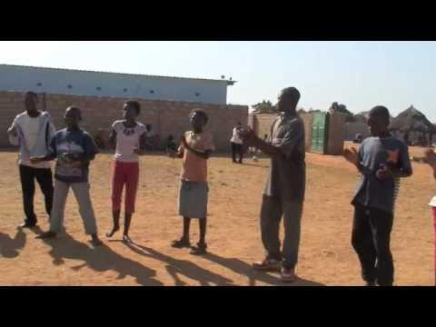 Zambia - Jesus Cheer